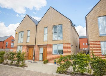 2 bed semi-detached house for sale in Armistice Avenue, Beaulieu Heath, Springfield, Chelmsford CM1