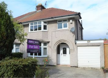 Thumbnail 3 bed semi-detached house for sale in The Woodlands, Upton