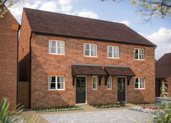 "Thumbnail 3 bed property for sale in ""The Southwold"" at Heyford Park, Camp Road, Upper Heyford, Bicester"