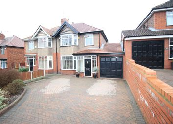 Thumbnail 3 bed semi-detached house for sale in Manchester Road, Tyldesley, Manchester