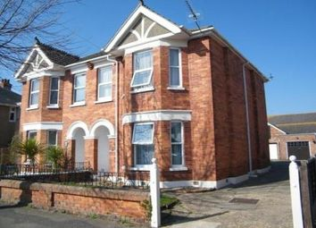 Thumbnail 2 bed flat to rent in Avenue Road, Christchurch