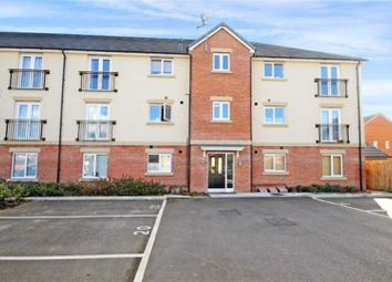 Thumbnail 2 bed flat for sale in Collingwood Crescent, Swindon