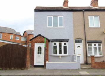 Thumbnail 2 bed end terrace house for sale in Crosby Street, Darlington
