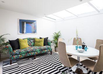 Thumbnail Serviced flat to rent in Bradbourne Street, London