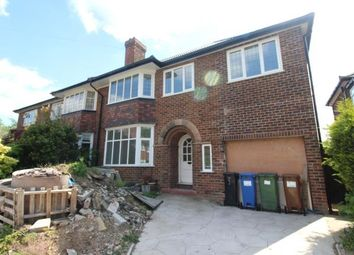 4 bed semi-detached house for sale in Broadway Avenue, Cheadle, Cheshire, . SK8