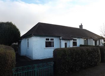 Thumbnail 2 bed semi-detached bungalow for sale in Inglis Road, Invergordon