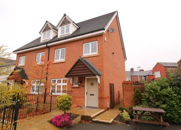 Thumbnail 4 bed semi-detached house for sale in Ashville Terrace, Blackley, Manchester