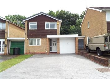 Thumbnail 4 bed detached house for sale in Salford Close, Redditch, Worcestershire