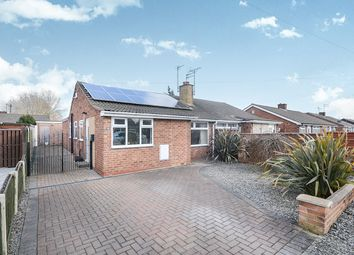 Thumbnail 3 bed bungalow for sale in Buttermere Drive, York