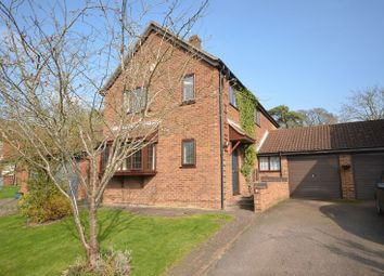 Thumbnail 4 bedroom detached house for sale in Bishops Close, Thorpe St. Andrew, Norwich