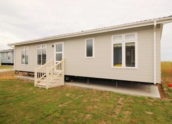 Thumbnail 2 bed lodge for sale in Mundesley, Norwich