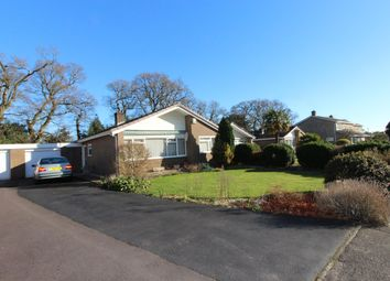 Thumbnail 3 bed bungalow for sale in Hazel Close, Christchurch