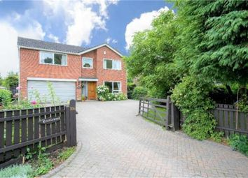 Thumbnail 4 bed detached house for sale in Willington Road, Kirton End, Boston, Lincolnshire