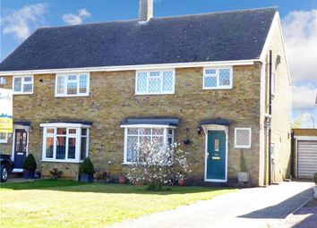 Thumbnail 3 bed semi-detached house for sale in Laburnum Drive, Larkfield, Aylesford, Kent