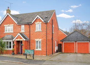 Thumbnail 4 bed detached house for sale in The Quillets, Ruyton Xi Towns, Shrewsbury