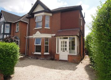 Thumbnail 3 bed detached house for sale in Bellemoor Road, Upper Shirley