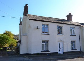 Thumbnail 4 bedroom end terrace house for sale in Fore Street, Lifton
