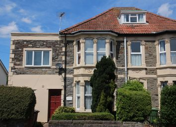 Thumbnail 2 bed end terrace house to rent in Downend Road, Bristol
