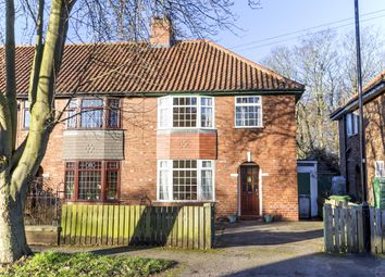 Thumbnail 3 bedroom semi-detached house for sale in Ainsty Avenue, York