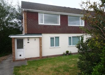 Thumbnail 2 bedroom flat to rent in Hillview Road, Hythe, Southampton