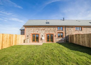 Thumbnail 3 bed terraced house for sale in Morchard Bishop, Crediton