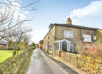 Thumbnail 2 bed terraced house for sale in Overgreen Royd, Halifax