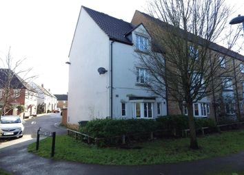 Thumbnail 4 bed town house for sale in Castle Court, Stoke Gifford, Bristol