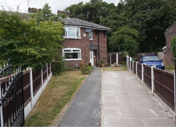 Thumbnail 3 bed end terrace house for sale in Wood View, Manchester