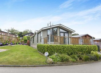Thumbnail 2 bed bungalow for sale in Applegrove Lodges, Burniston, Scarborough