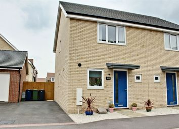 Thumbnail 2 bedroom semi-detached house for sale in Spitfire Road, Upper Cambourne, Cambourne, Cambridge