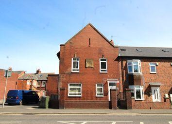 Thumbnail 3 bedroom flat for sale in Victoria Road West, Hebburn