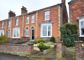 Thumbnail 3 bed end terrace house for sale in Newmarket, Louth, Lincolnshire