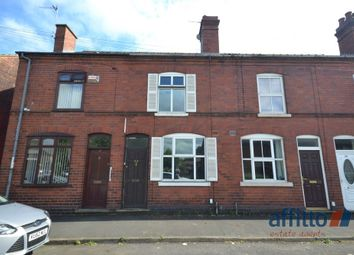 Thumbnail 3 bed terraced house to rent in Castle Street, Darlaston, Wednesbury