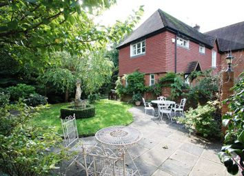Thumbnail 2 bed terraced house to rent in Wellers Court, Shere, Guildford