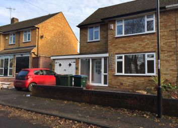 Thumbnail 3 bedroom semi-detached house to rent in Leamington Road, Styvechale, Coventry