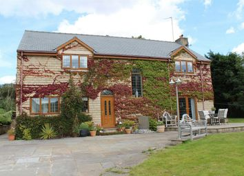 Thumbnail 4 bed detached house for sale in Hesley Bar, Thorpe Hesley, Rotherham, South Yorkshire