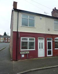 Thumbnail 3 bed terraced house to rent in Watson Street, Warsop, Nottingham
