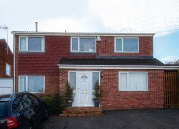 Thumbnail 6 bed detached house to rent in Roberts Close, Kegworth, Derby
