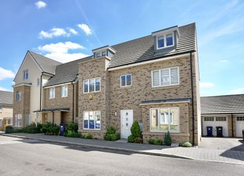 Thumbnail 5 bed detached house for sale in Clark Drive, St. Neots, Cambridgeshire