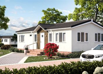 Thumbnail 2 bed mobile/park home for sale in Barton Broads Park, Maltkiln Road, Barton-Upon-Humber, North Lincolnshire