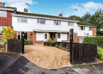 Thumbnail 3 bedroom terraced house for sale in Roundhaye, Puckeridge, Ware
