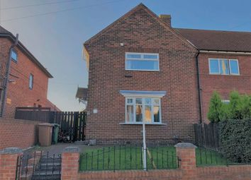 Thumbnail 3 bed semi-detached house for sale in Powis Road, Sunderland