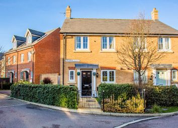 Thumbnail 2 bedroom semi-detached house for sale in Browns Close, Winslow, Buckingham