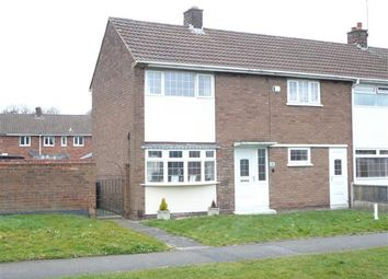 Thumbnail 3 bed end terrace house for sale in Wright Avenue, Wednesfield, Wednesfield
