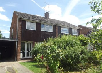 Thumbnail 3 bed semi-detached house for sale in Willow Drive, Wellesbourne, Warwick