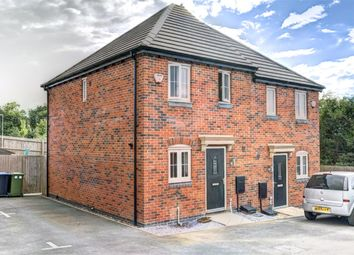 Thumbnail 2 bed semi-detached house for sale in David Hobbs Rise, Market Harborough