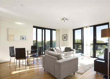 Thumbnail 2 bed flat for sale in Sky Apartments, Homerton Road, Hackney, London