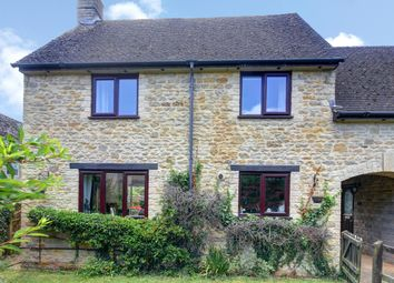 Thumbnail 2 bed link-detached house to rent in Southdown Court, Stanford In The Vale, Faringdon
