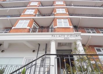 Thumbnail 4 bed flat to rent in Palace Court, London