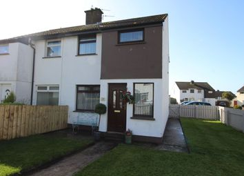 Thumbnail 3 bed semi-detached house for sale in Lennox Avenue, Carrickfergus